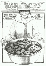 Doughnut Dollie